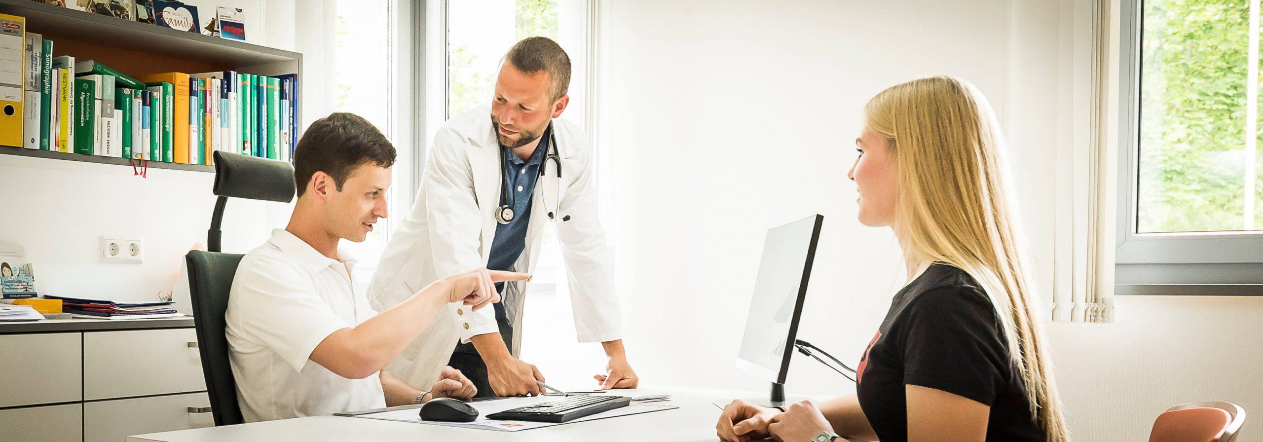 Arzt im Angestelltenverhältnis